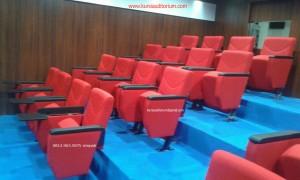 Kursi Auditorium Type LL520 TB di Pertamina EP. Aset 3 Cirebon