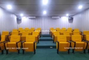 Kursi Auditorium di Balai Diklat Keagamaan Makassar