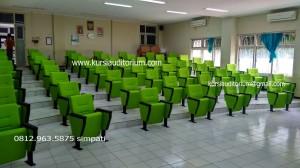 Kursi Auditorium di Fakultas Kedokteran Universitas Jendral Soedirman (UNSOED) - Purwokerto