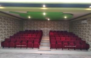 Kursi Auditorium di Global Prima School di Medan